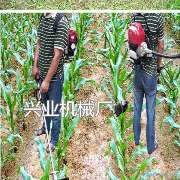 小型农用背负式除草机鹤岗背负式割灌机厂家销售