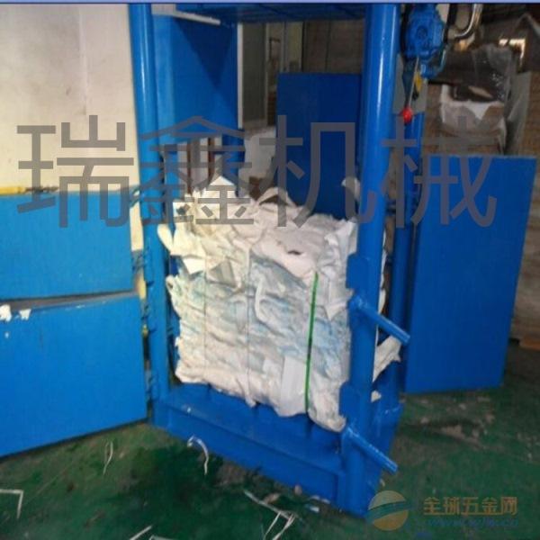 玉米秸秆压块机六安60吨废纸液压打包机