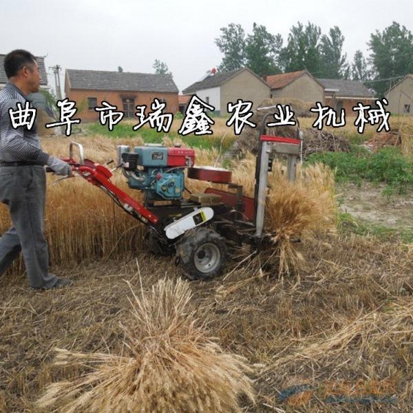 安阳多功能黑麦草割晒机柴油大豆收割机
