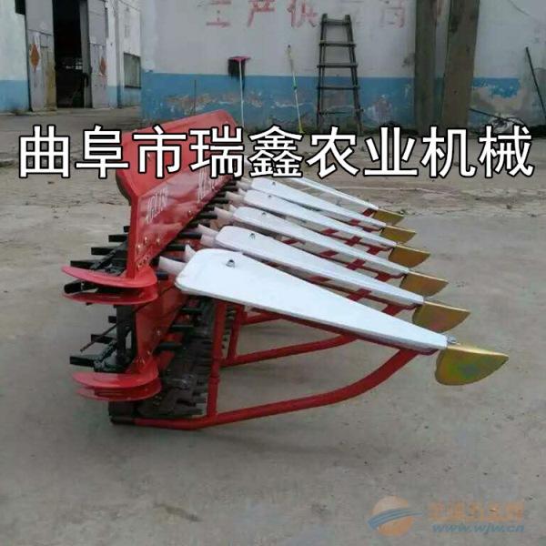 防城港手推苜蓿收割机多功能麦稻割晒机