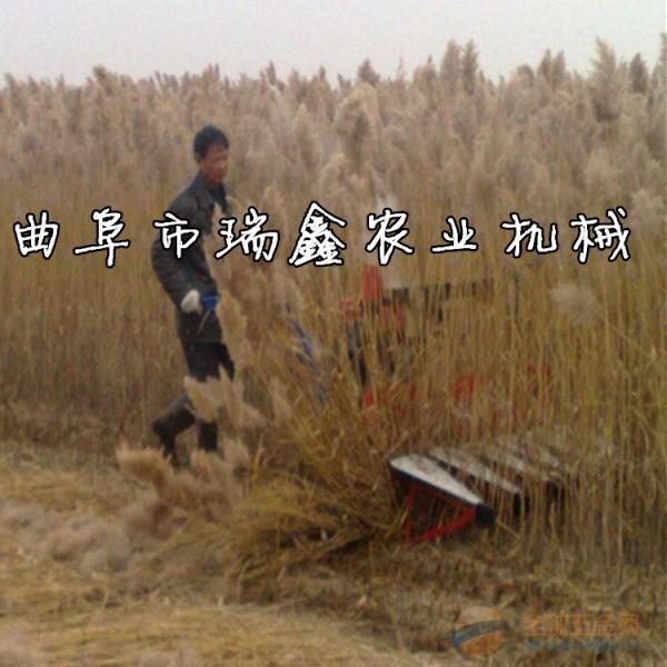 汽油多功能割晒机乌海手推式麦子水稻收割机