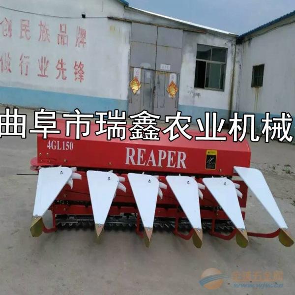宿州牧草药材收割机玉米秸秆收割机