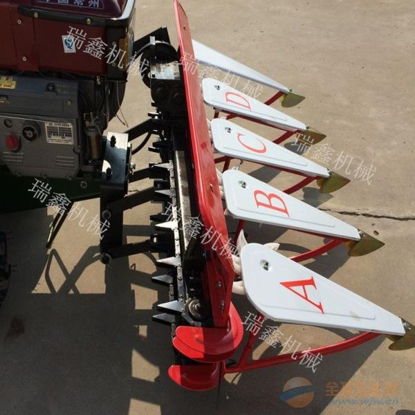 黑河农作物秸秆割晒机牧草青玉米秸秆收割机
