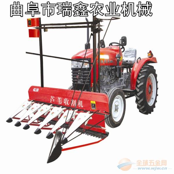 忻府区多用途粮食秸秆割倒机小型手扶式辣椒收割机