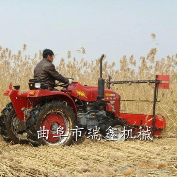 宜丰县多功能稻麦割晒机械手扶小麦割晒机