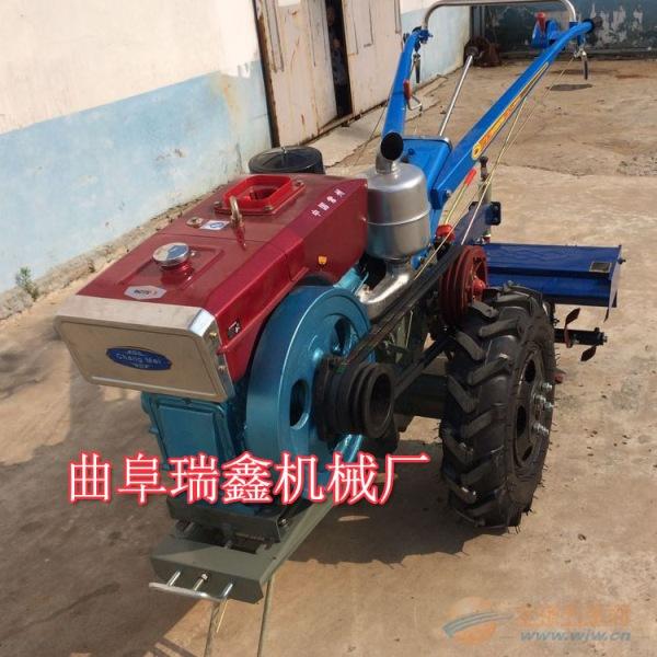 农用手扶旋耕机 攀枝花手扶犁地机松土机