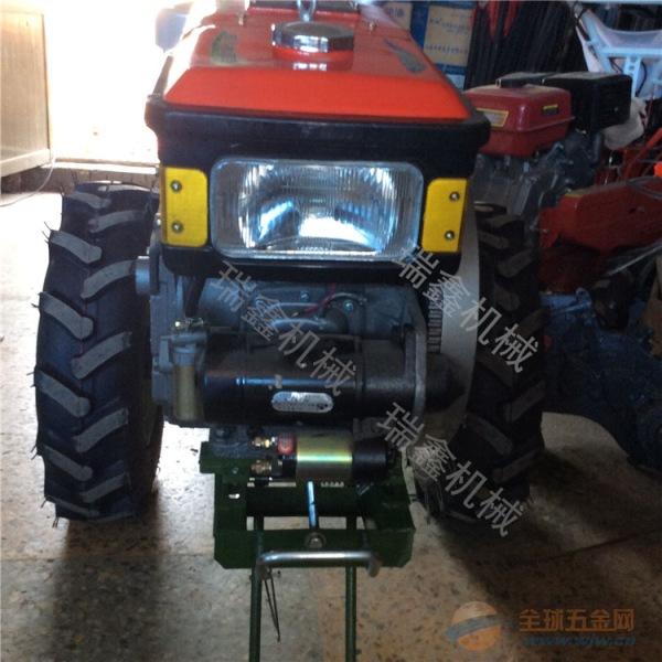 农用多功能手扶拖拉机普洱12马力手扶拖拉机旋耕机