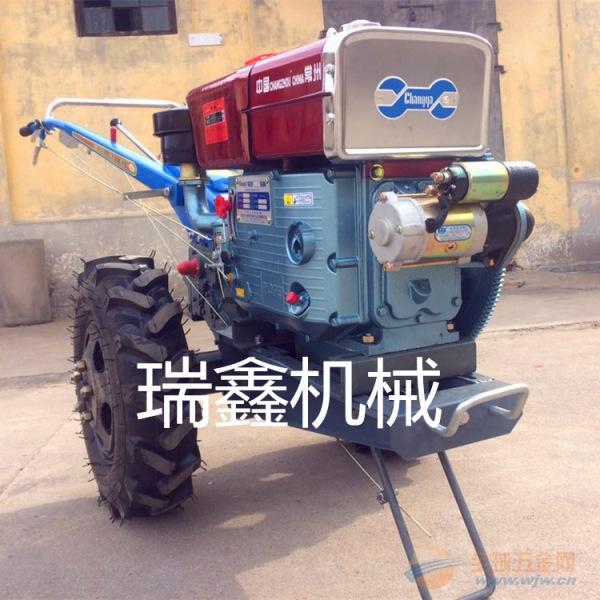 平凉家用小型柴油微耕机手扶式拖拉机报价