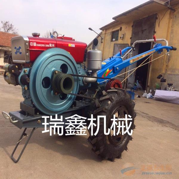 果园专用优质多功能手扶拖拉机 昭通多功能小型汽油微耕机