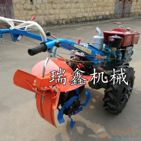 农用手扶拖拉机 四川农用汽油田园管理机