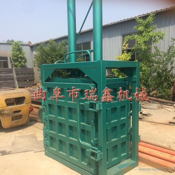 废旧塑料薄膜液压打包机价格玉溪小型液压打包机厂家