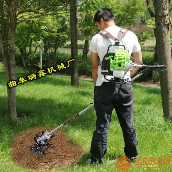 便携式小型松土机黑河园林绿化割草机