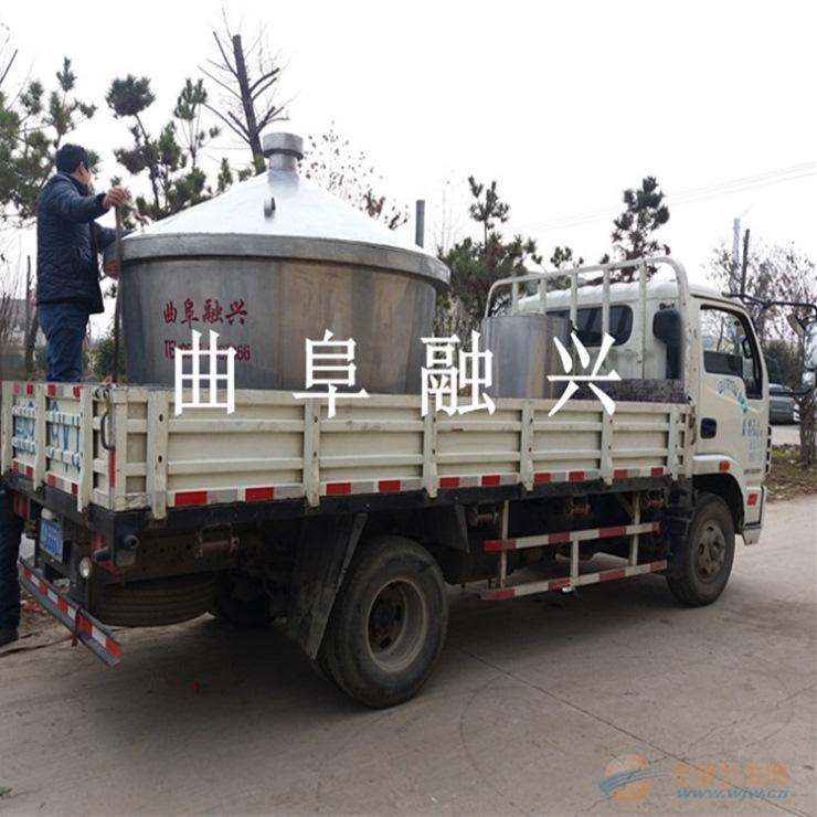 海南仿古包木烧酒锅白酒蒸馏设备供应