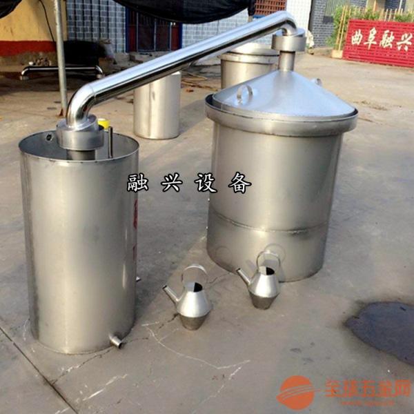 赣州五粮酿酒设备蒸酒技术定做
