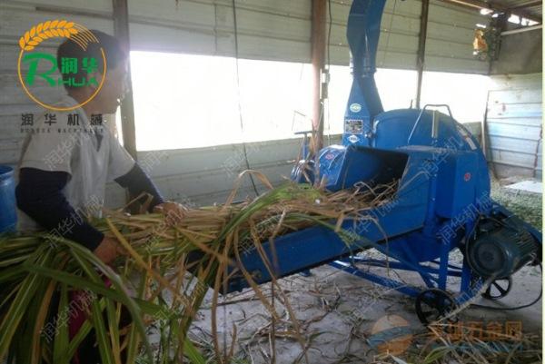 铡草粉碎揉丝机