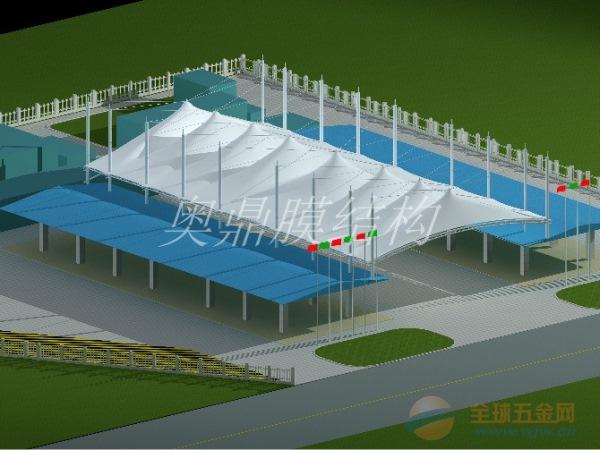 陆河县膜结构雨棚公司价格