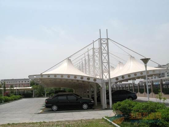 赫山区膜结构雨棚安装公司