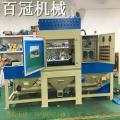 供应全自动喷砂机厂家深圳转盘式自动喷砂机东莞通过式自动喷砂