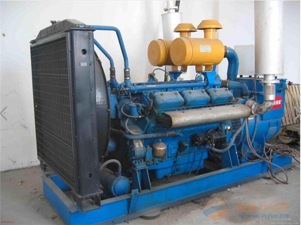 顺德二手高价发电机回收公司