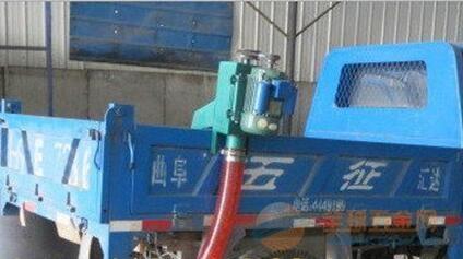 车载吸粮机型号 高效玉米装车吸粮机