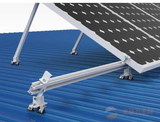 哈巴河县41*52U型钢太阳能光伏支架批发