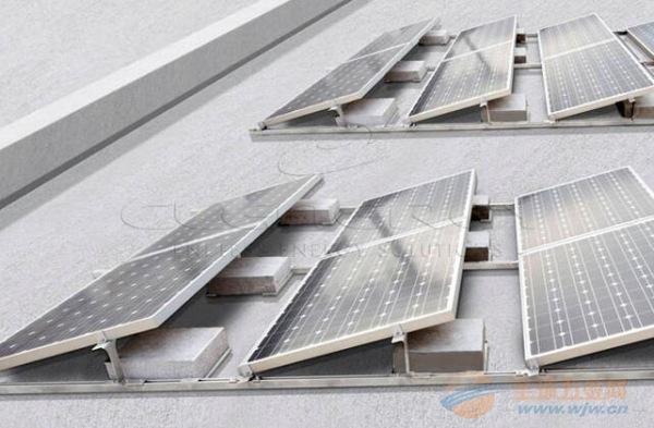 广安太阳能光伏支架安装