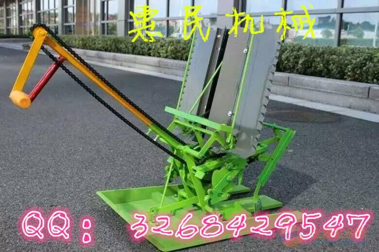 水稻插秧机 轻便式水稻插秧机 手压式水稻种植机