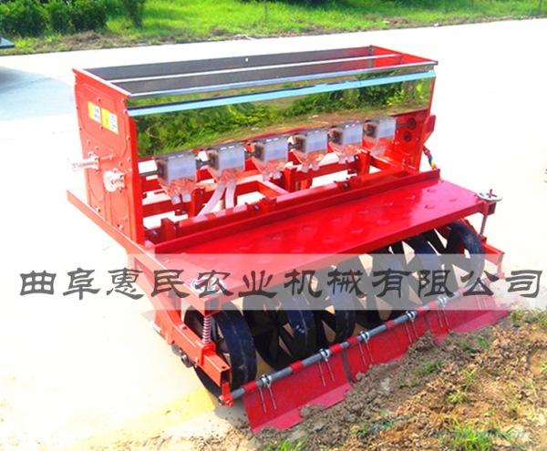 谷子精播种机 大豆施肥免耕播种机 玉米单粒点播机