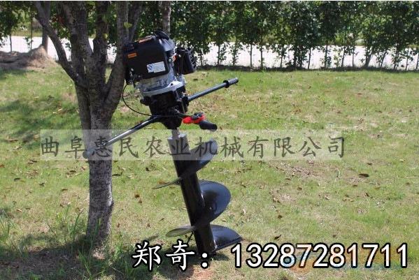 新型链条式挖树机 带土球挖树机价格 小型起苗机