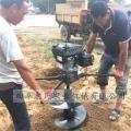 果林植树挖坑机 果树施肥旋坑机 葡萄园埋桩打坑机