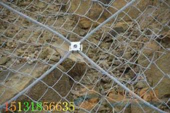 边坡防护绞索网