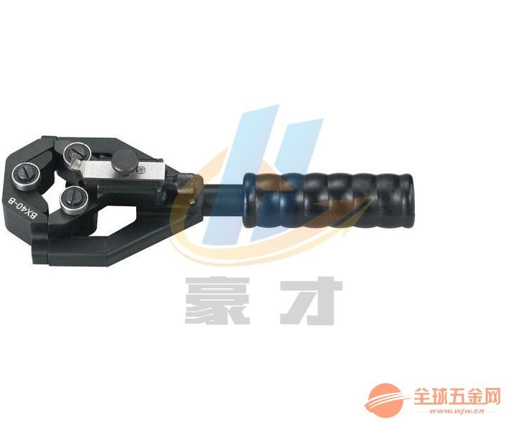 BX-40B电缆剥皮器 20-40mm半导体多功能剥线钳 绝缘层剥皮刀