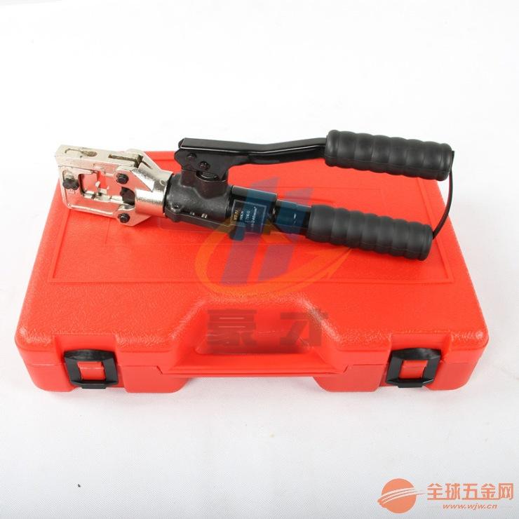 玉环液压钳 EP-410端子压接钳 12吨手动压线钳