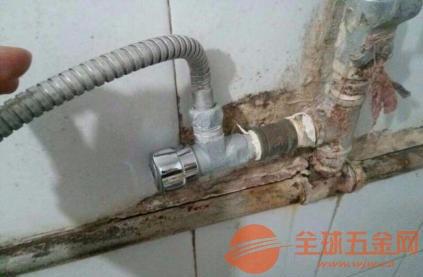 太原下水管漏水维修