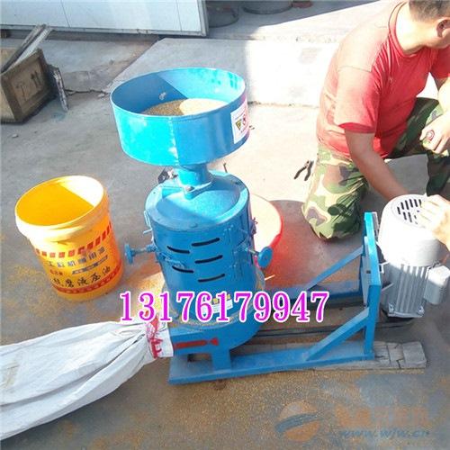 粮食加工用杂粮碾米机 一机多用碾米机