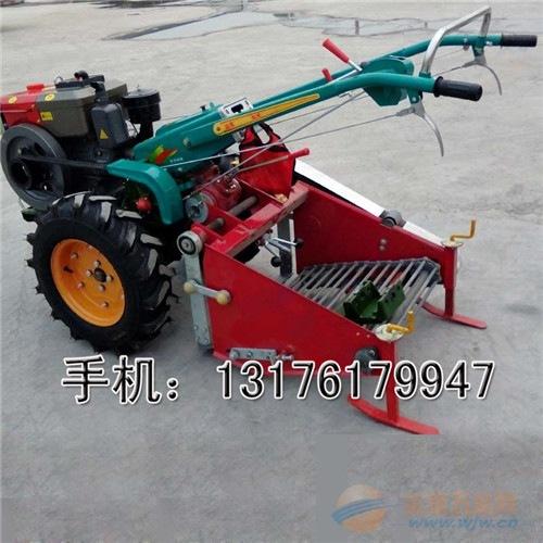 农用土豆收获机 马铃薯收获机 链条式收获机