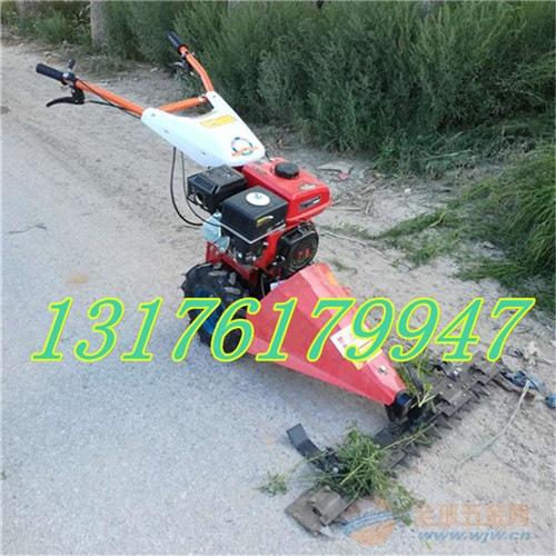 供应手推自行走剪草机 剪草效率高 宽幅剪草机