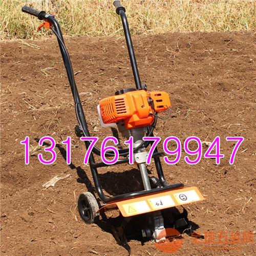 菜园微耕机 农用汽油小型旋耕机 大棚松土机