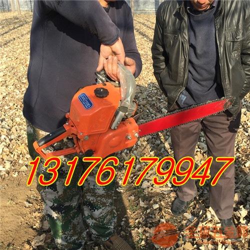 便携式汽油挖树机 链条式挖树机 农用起苗机