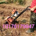 热卖手推式汽油旋耕机 小型手推微耕机 汽油松土机