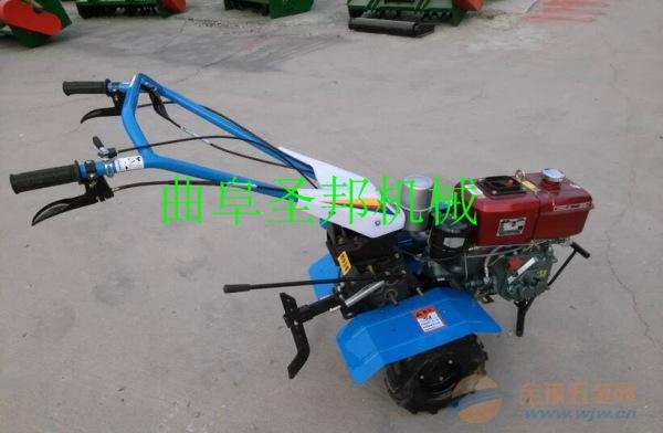 新型汽油自走式微耕机 多功能微耕机价格