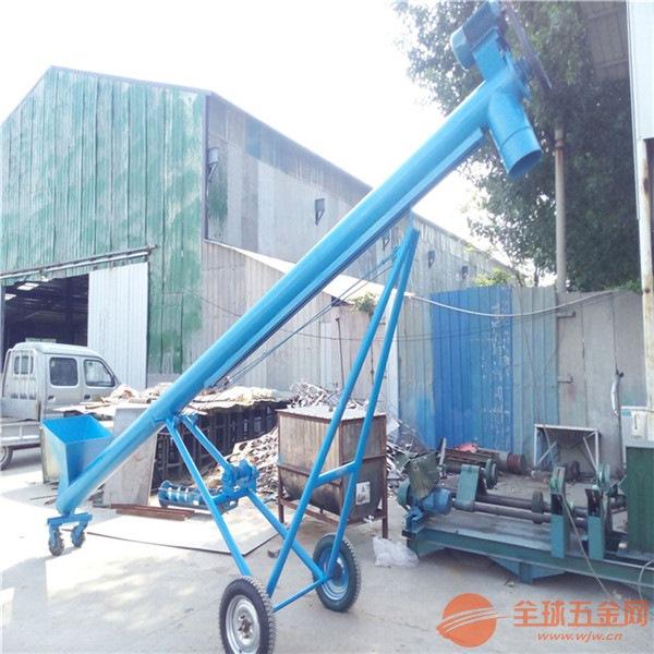 自动上料提升机新型长治菜籽螺旋提升机原理销售厂家