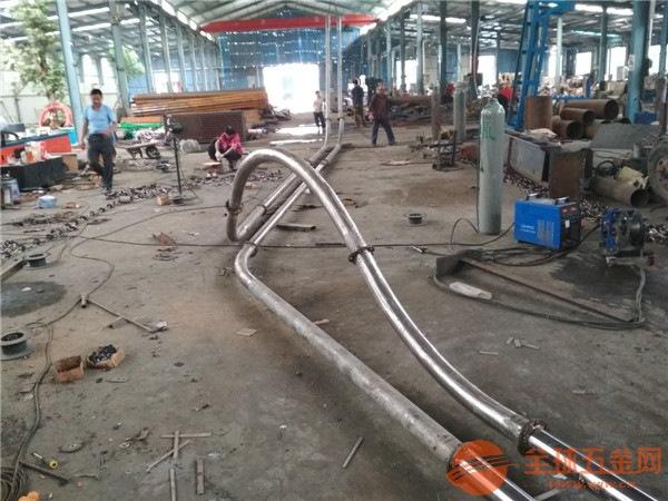 板链式埋刮板机耐高温车间送料机
