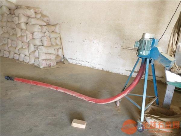 装袋软管抽料机环保大豆吸粮机