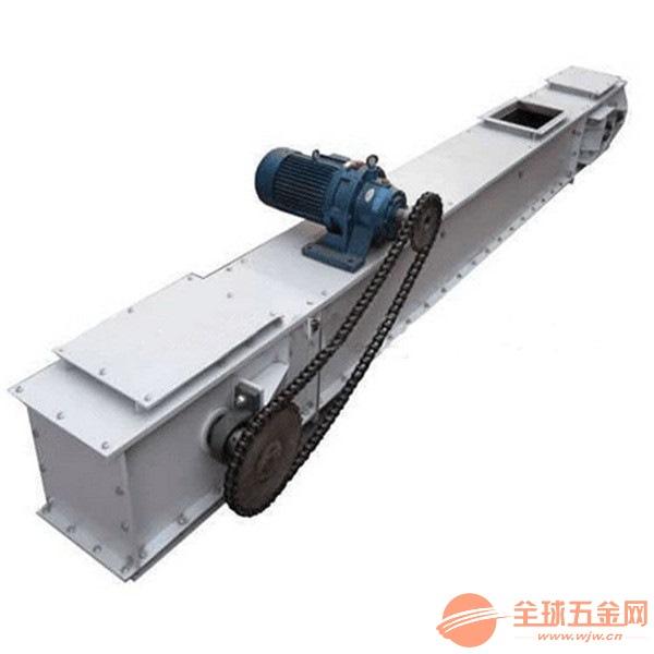石料厂刮板输送机直销自清式刮板输送机