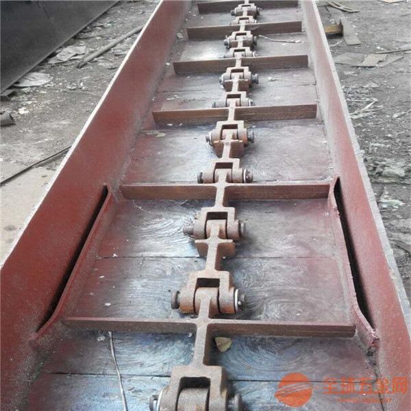 双环链埋刮板机知名链式输送机