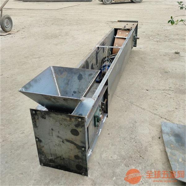 石料廠刮板輸送機直銷自清式刮板輸送機