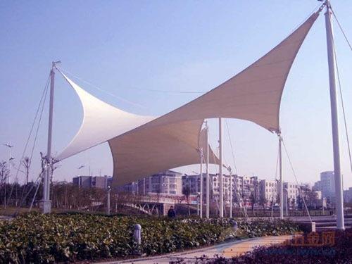 衡阳园林景观膜结构