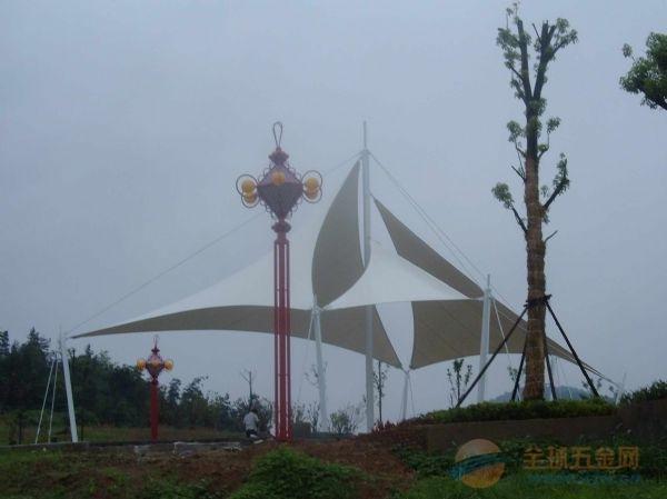 章丘园林景观膜结构