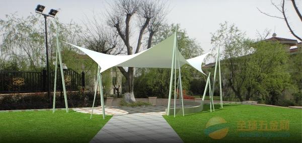 潢川园林景观膜结构